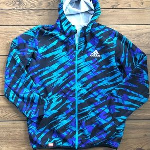 Adidas Workout Jacket Reversible